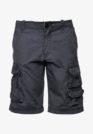 Cargo trousers - anthracite
