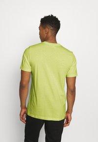 adidas Originals - ESSENTIAL TEE - T-shirt - bas - yellow tint - 2