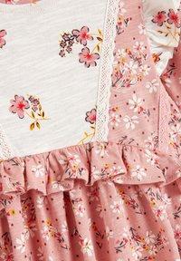 Next - FRILL MIX  - Day dress - pink - 2