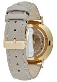Cluse - LA BOHÈME - Watch - gold-coloured/white/grey - 2