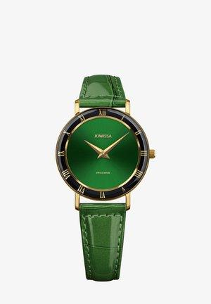 Horloge - grün