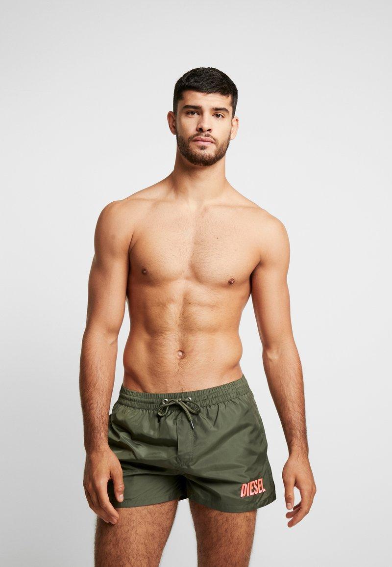 Diesel - SANDY  - Shorts da mare - green