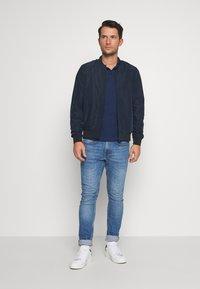 s.Oliver - Polo shirt - blue - 1