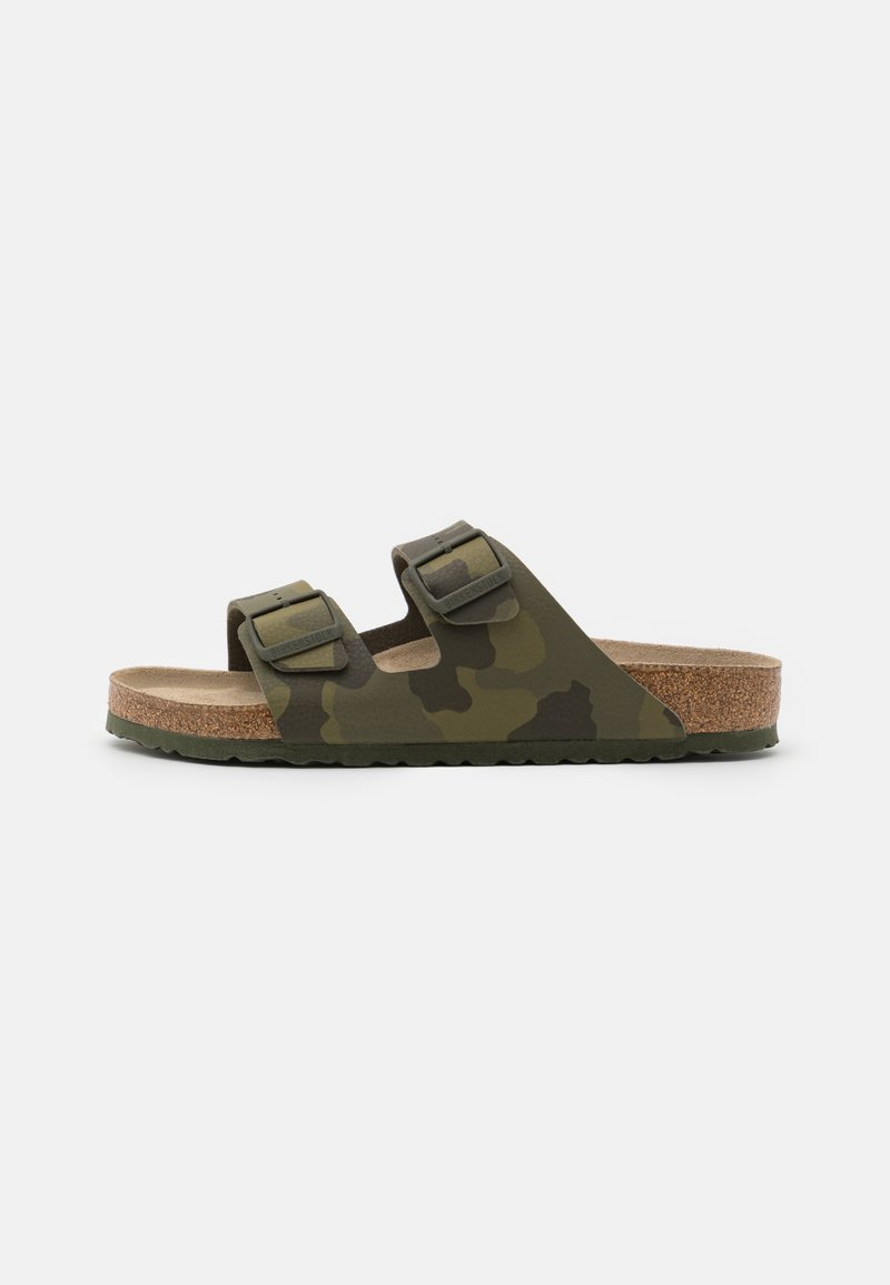 Birkenstock - ARIZONA BF - Pantofole - green