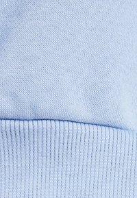 Bershka - Stickad tröja - light blue - 4