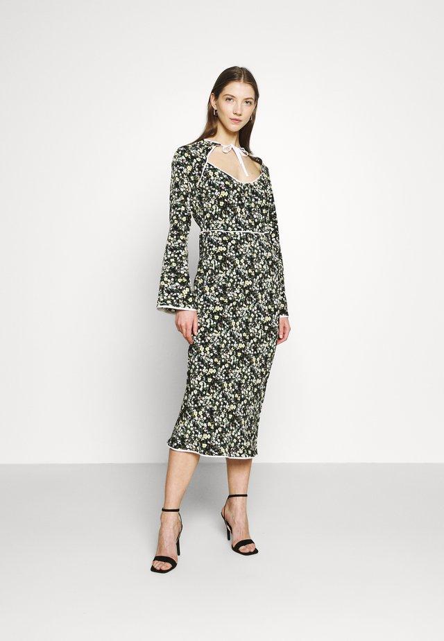 POPPY DRESS - Korte jurk - meadow