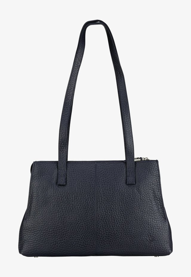 HIRSCH NISA - Handbag - blau