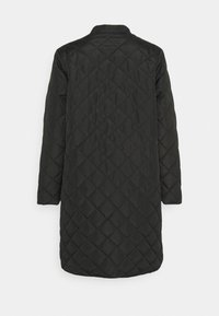 Selected Femme Petite - SLFFILLIPA QUILTED COAT - Parka - black - 6