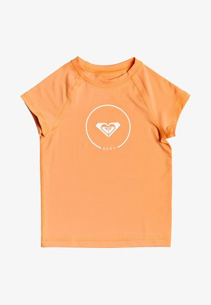 BEACH CLASSICS - Rash vest - cadmium orange