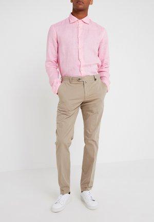 HANC - Spodnie materiałowe - beige