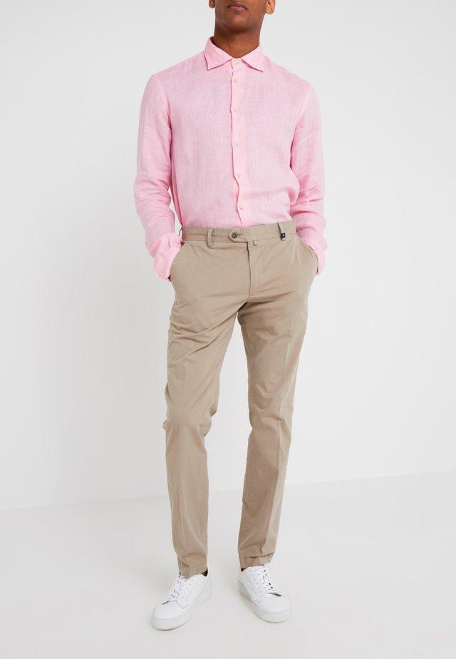 HANC - Kalhoty - beige