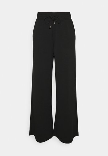 BANU  - Tracksuit bottoms - black