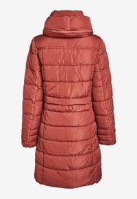 Next - Zimní kabát - pink - 1