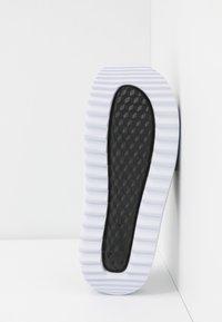 Nike Sportswear - CITY SLIDE - Muiltjes - black/anthracite/white - 6
