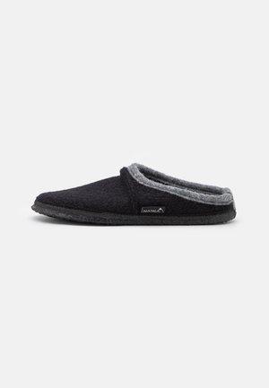 GIPFEL - Pantofole - schwarz