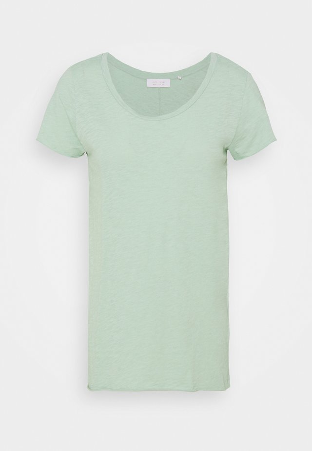 SLUB - T-shirt basic - matcha