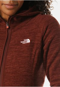 The North Face - NIKSTER  - Fleece jacket - red - 3