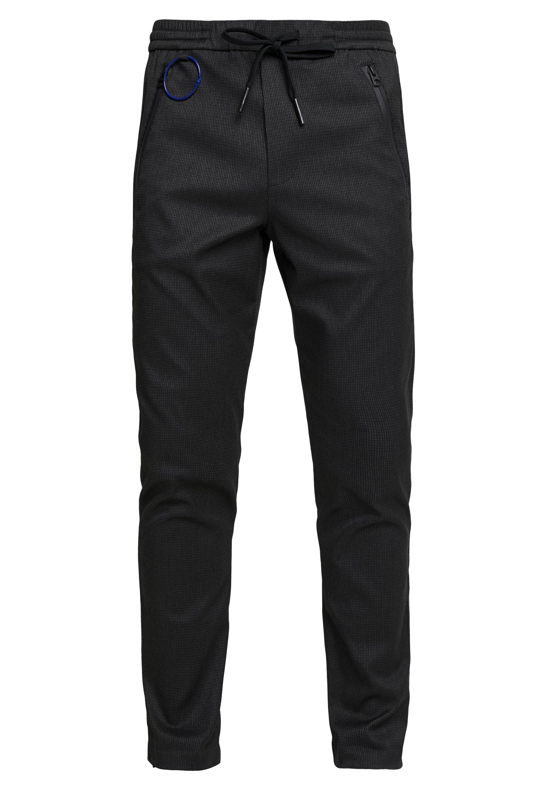 Replay Pantalon classique - black/military