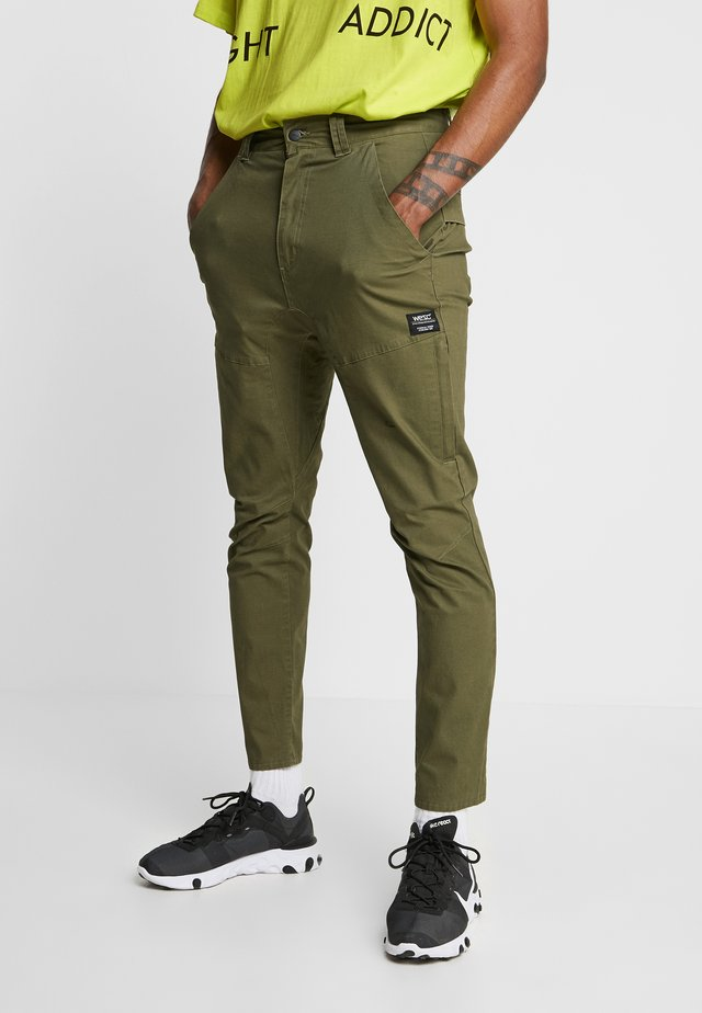 MONTAUK PANT - Trousers - olive night
