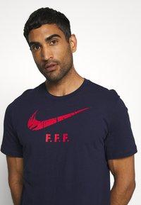 Nike Performance - FRANKREICH - Landsholdstrøjer - blackened blue - 3