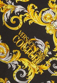 Versace Jeans Couture - PRINT LOGO NEW - Polo - nero - 2