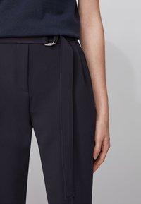 BOSS - TAPIA - Trousers - open blue - 3