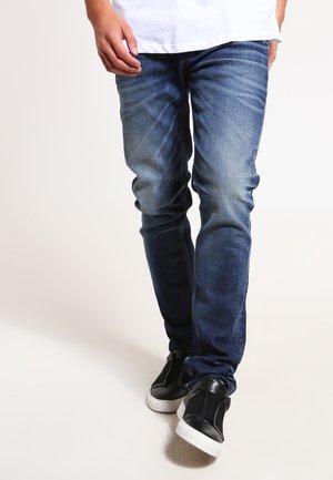 JJITIM JJORIGINAL  - Vaqueros slim fit - blue denim