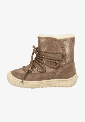 Baby shoes - smoke grey c9006