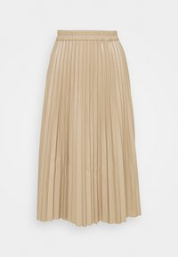 Freequent - A-line skirt - beige sand - 0