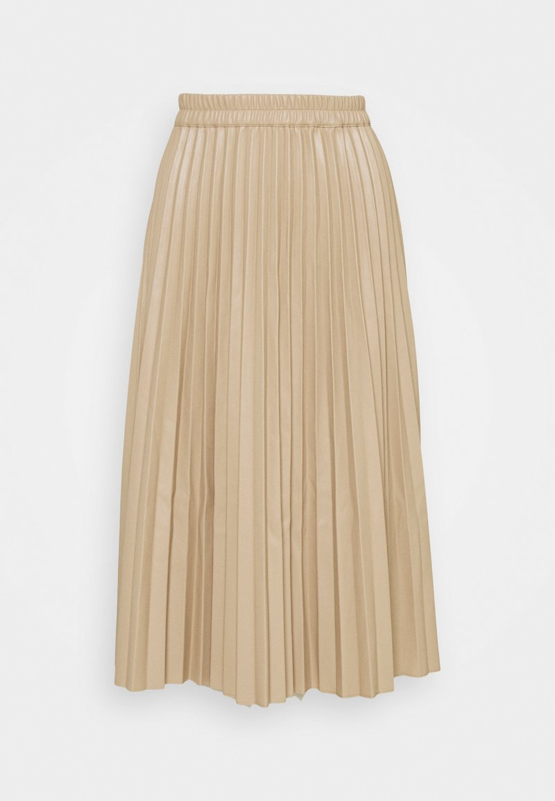 Freequent - A-line skirt - beige sand