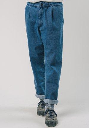 Relaxed fit -farkut - blue