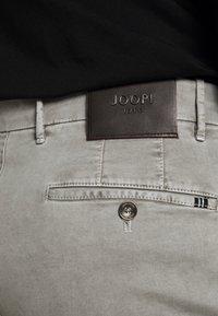 JOOP! Jeans - STEEN - Spodnie materiałowe - beige - 6