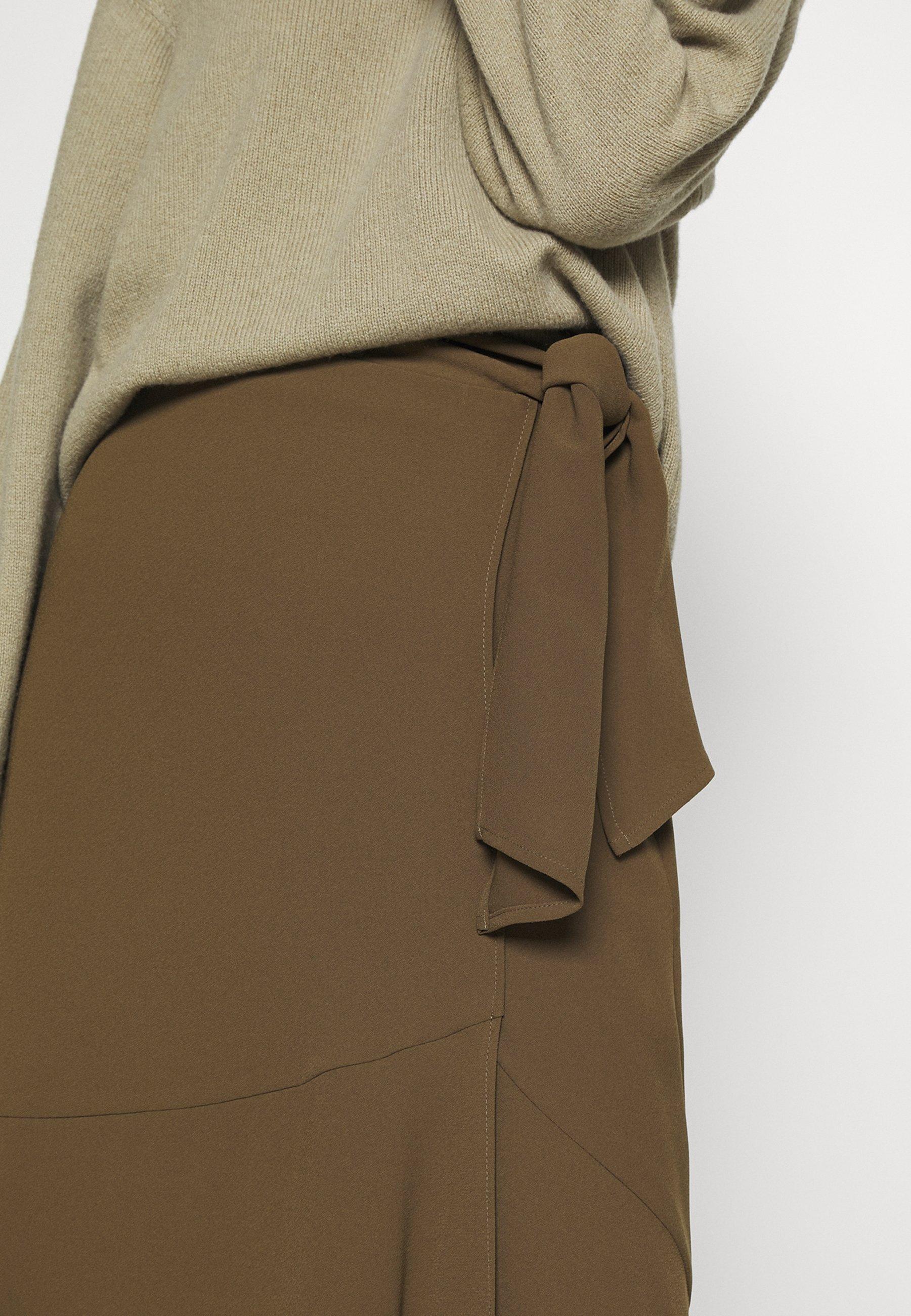 Women Wrap skirt