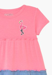 Staccato - Jersey dress - neon rose - 3