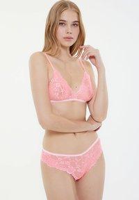 Trendyol - Sujetador sin aros - pink - 1