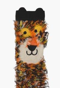 Happy Socks - KIDS IMAGE PIECES 2 PACK - Calcetines - green/brown - 2
