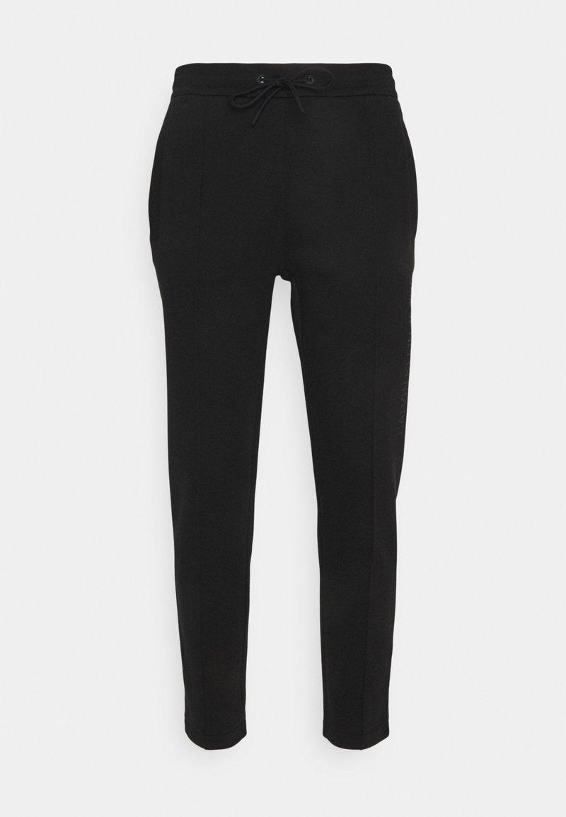 Calvin Klein Jeans - TECHNICAL PANT - Verryttelyhousut - black