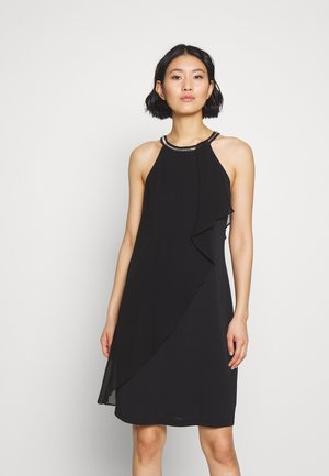 LUX FLUID - Sukienka koktajlowa - black