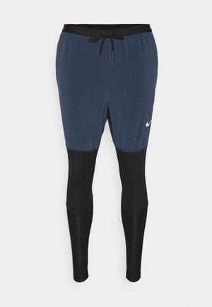 RUN - Pantaloni sportivi - thunder blue/black