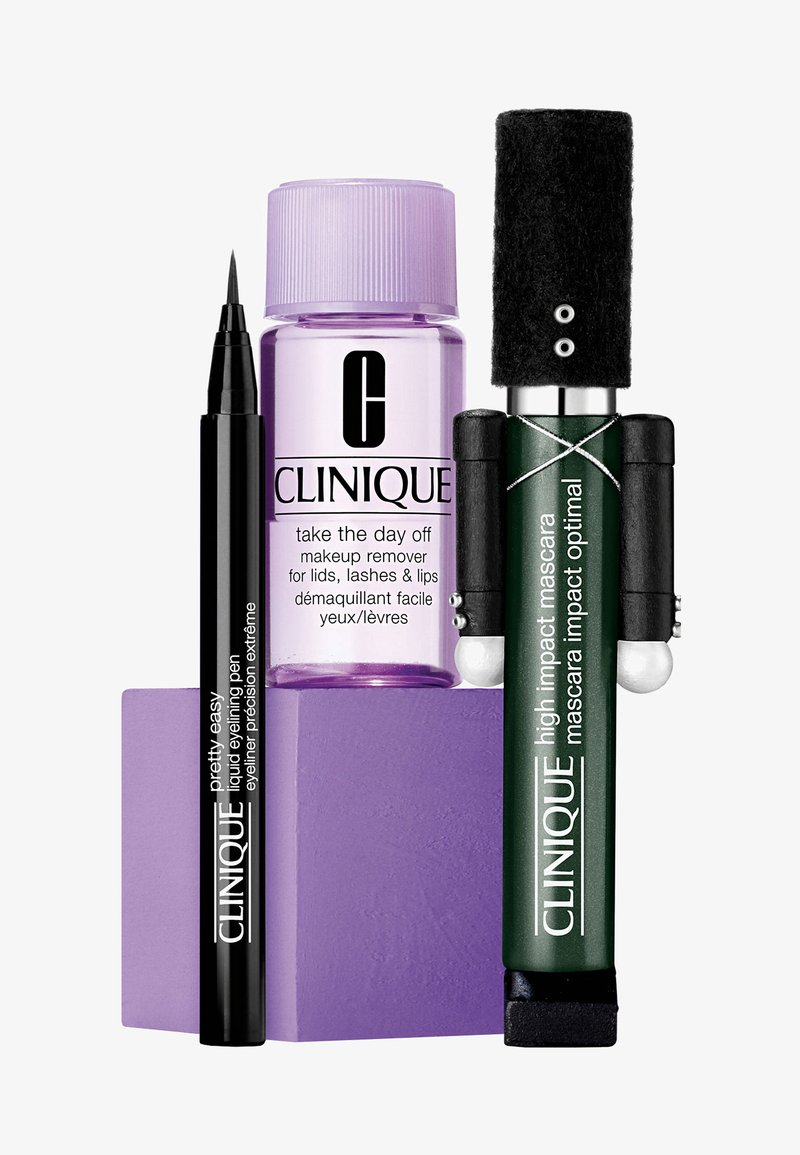 Clinique - HIGH IMPACT MASCARA SET - Make-up Set - -