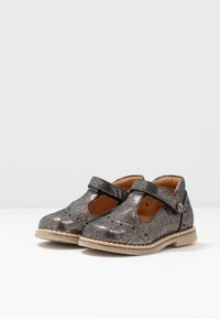 Froddo - Lær-at-gå-sko - bronze - 3