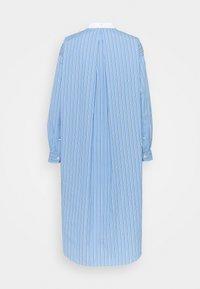 Lacoste LIVE - Shirt dress - nattier blue - 1