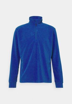 MAN - Fleece jumper - royal