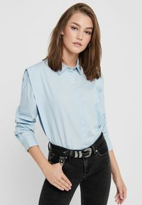 ONLY - Button-down blouse - cashmere blue - 4