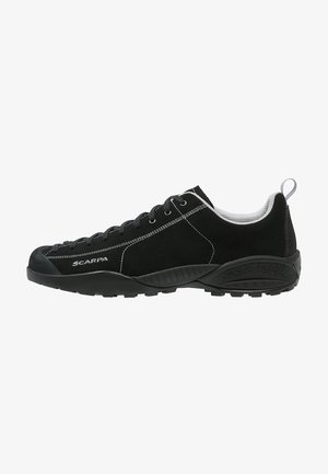 MOJITO UNISEX - Hiking shoes - black