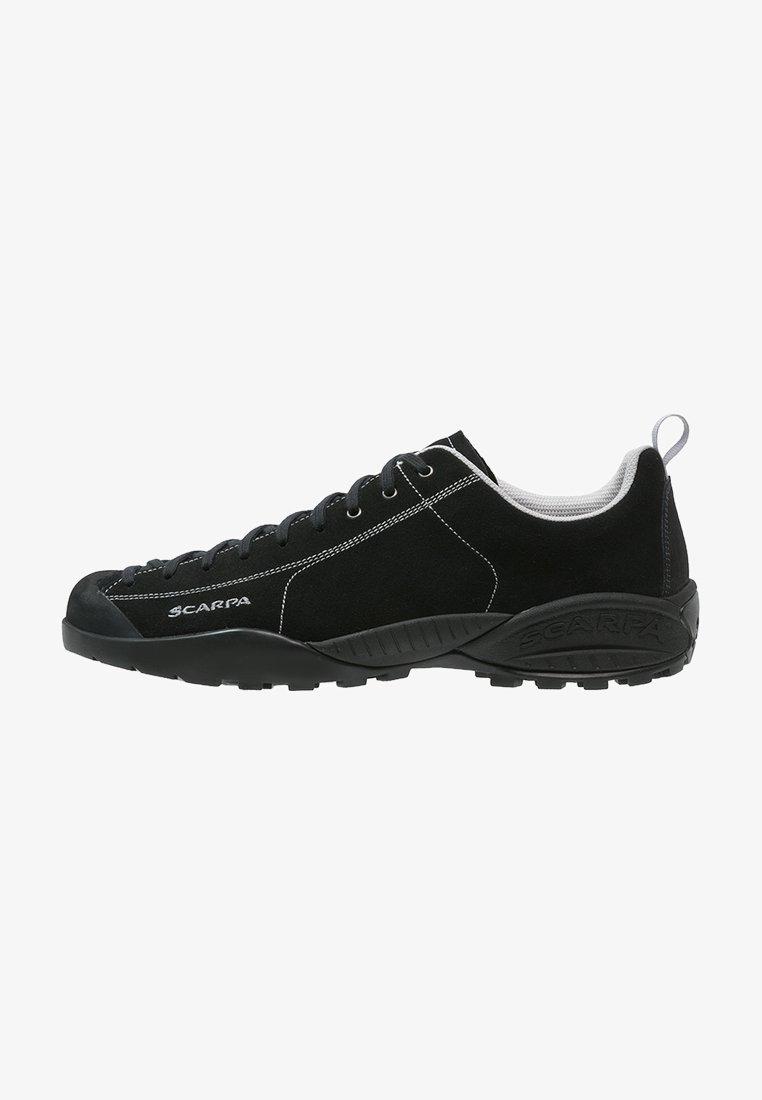 Scarpa - MOJITO UNISEX - Hiking shoes - black
