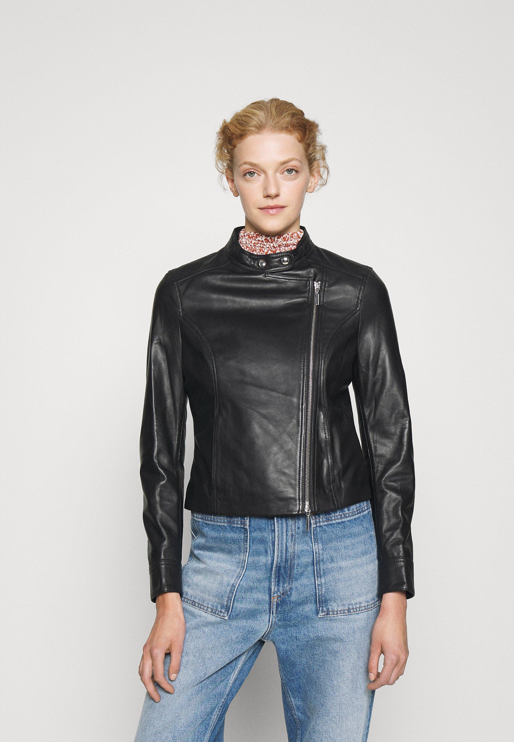 Women JACKET - Leather jacket