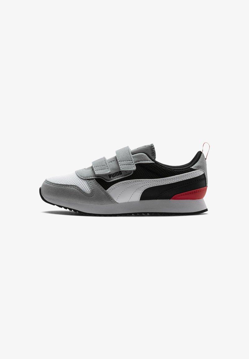 Puma - Trainers - quarry-puma white-puma black