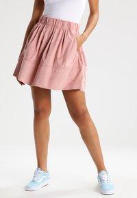 Moves - KIA - A-line skirt - adobe rose - 0