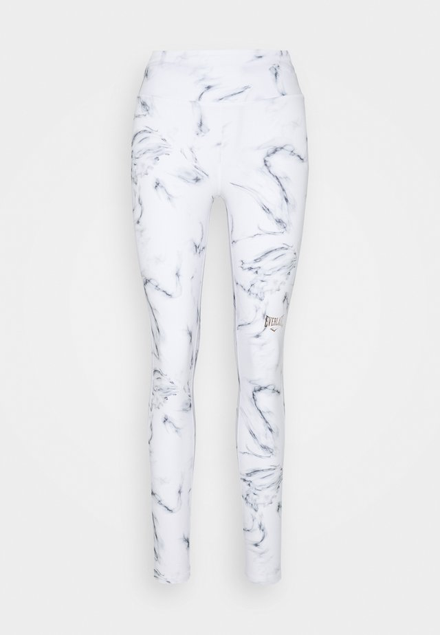 WOMEN AGATE - Legging - white